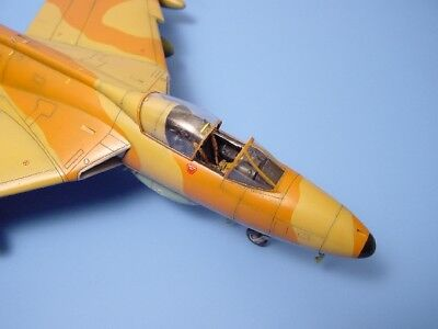 AIRES 4130 Hawker HUNTER FGA.9 detail set Scale 1/48