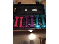 Vfit weights set
