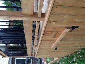 Terrasse deck sur mesure de qualité Rbq:8100-9656-21 West Island Greater Montréal image 9