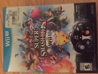 Super smash bros wii u bundle