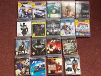 PS3 PlayStation 3 Slimline and 18 games