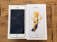 iPhone 6s Plus 64gb Unlocked New Apple Warranty till March 2017