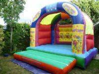 Bouncy Castle 15ft by 15ft adult or child