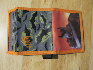 BATMAN BEGINS 2005 Fabric Wallet DC Comics Bane