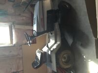 Craftsman lawnmower for parts
