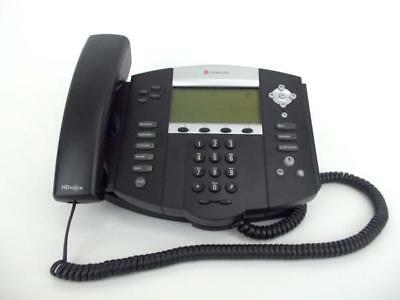 Polycom Ip 550 Sip Soundpoint Phone 2200-12550-025
