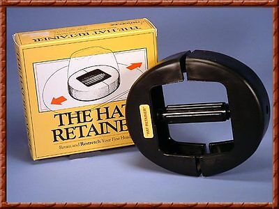 Long Oval ~HAT RETAINER~ Stretcher Plastic Form Cowboy Western Adjustable](Plastic Cowboy Hats)