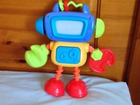 ELC - Robot toy