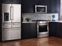 Appliance installation/ removal/cleaning