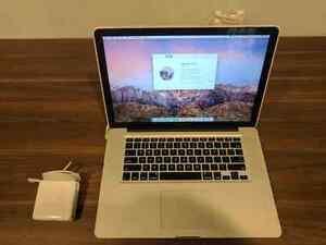 MacBook Pro Retina 2015 128GB SSD +1TB Hard drive Devonport Devonport Area Preview