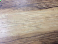 Huge deal!!  High quality laminate floor