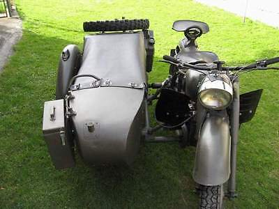 Sidecar Cover - New Handmade Top Quality Sidecar Cover K750 M72  Black