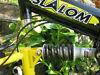 BARGAIN Barracuda Slalmon MOUNTAIN BIKE full suspension 21 speed striking black/yellow colour Brighton