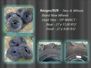 ATV/UTV Tires & Rims