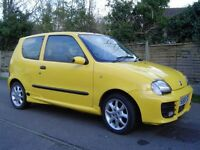 Fiat Seicento 1.1 Sporting Rare Michael Schumacher Limited Edition - 2001 / Y 62600 Miles