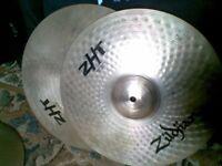 Zildjian ZHT & ZXT Titanium