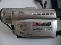 PANASONIC DIGITAL MOVIE CAMERA