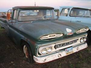 Parts or Parts Trucks for 1960-66 Chevrolet & GMC...CASH $$$