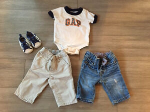 Baby Boy Gap Clothes