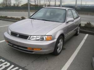 1997 Acura el 4 dr no lights on the dash, 4 new tires $950.00