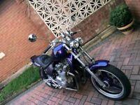 Custom Z1000 LTD K1