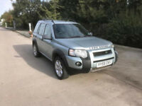 Land Rover Freelander Td4 2.0td 2005 Mot till feb 18 OPEN TO OFFERS FOR QUICK SALE