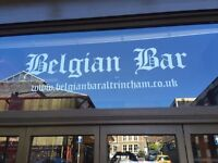 Bar Staff for Immediate start in Altrincham- variety of positions available full/part time