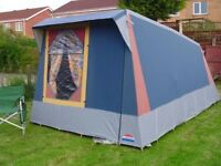 Cabanon Frame Tent. (French made)
