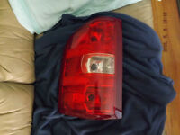 Chevrolet Silverado Tail light