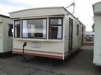 STATIC CARAVAN FOR SALE AT A BARGAIN PRICE, INCLUDES 2017 SITE FEES, NO TRANSFER FEES TO PAY.