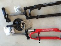 Suntour front Shocks and many more BRAND NEW parts