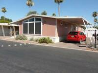 Beautiful Doublewide Mobile Home, Vacation home, Tempe, AZ