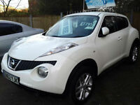 Nissan Juke 1.5dCi Tekna (FULL LEATHER+SAT NAV)