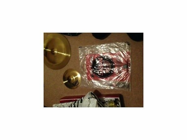 "Solar by SABIAN cymbal set, EFFECTS pack, 10""; Splash & 18""; Chinese cymbals"