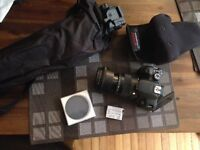 Camera DSLR Canon T5i/700D + Sigma 17-70mm f/2.8-4 and more