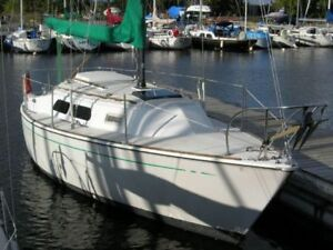 Well Built, Roomy, Performance Sailboat