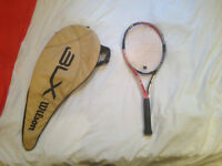 URGENT/NEGOCIABLE : raquette de tennis Wilson Six One Team