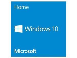Microsoft Windows 10 Home French OEM 64-bit - DVD - KW9-00145