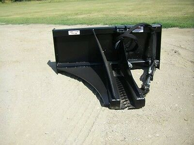 New Fence Posttree Puller Skid Loader Attachment Free Shipping