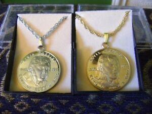 Colliers pendatif / pendant necklace Elvis