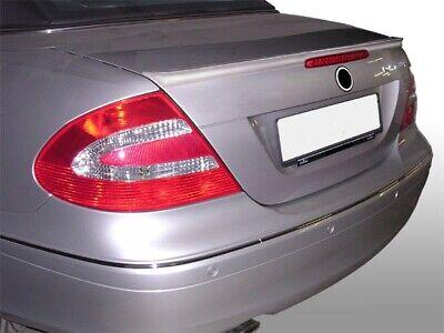 Heckspoiler Kofferraumspoiler Spoiler passend für Mercedes CLK W209 Cabrio