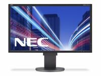"New in Box NEC 22"" EA223WM LED-backlit Monitor - USB Hub & Stereo Speakers"