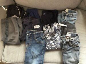 2T fall/winter boys clothing