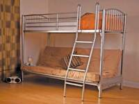 Triple bunk bed for sale