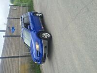 2004 Mitsubishi Outlander Alloys, roof racks SUV, Crossover