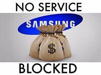 (( I BUY )) : SAMSUNG / A7 / A5 / A3 / BLOCKE-D NO SERVIC-E / NO SIGNA-L / PASSCODE / INSURANCE