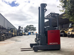 H0073V 1.4T Battery Electric Sit Down Reach Truck Truganina Melton Area Preview