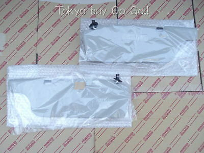 Toyota Corolla CP Coupe AE86 Sun Visor Left & Right set NEW Genuine OEM Parts