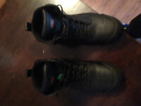 Size 13 MENS WORK BOOTS