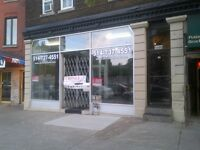 Commercial Space for Rent NDG / Westmount